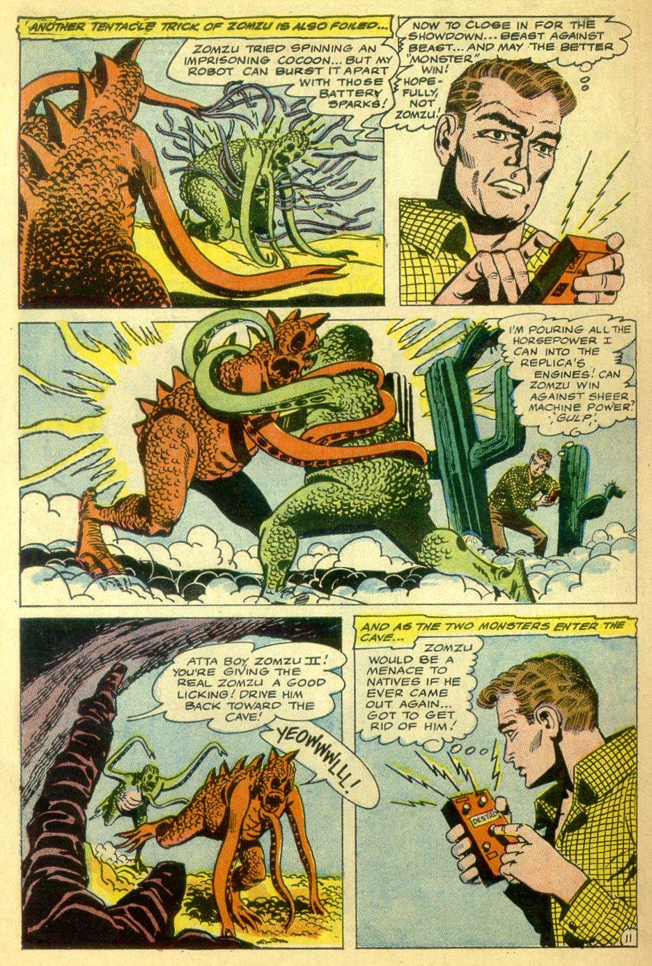 Strange Adventures (1950) issue 193 - Page 30