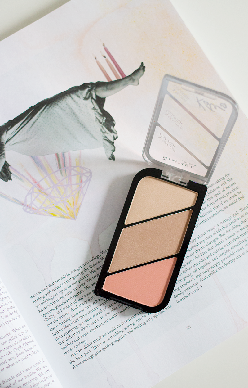 Rimmel London x Kate Moss Sculpting Palette