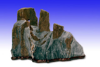 Seni Batu Alami Suiseki