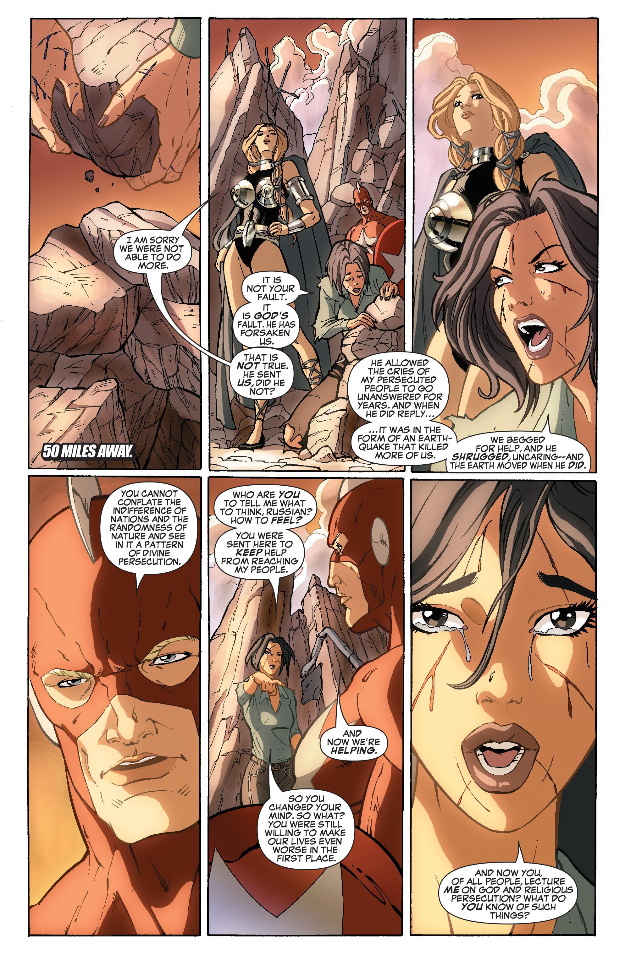 Read online She-Hulk (2005) comic -  Issue #36 - 10