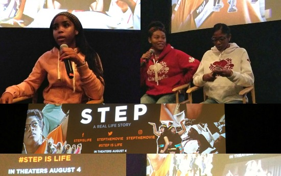 Step Movie Life is Step Documentary Interview
