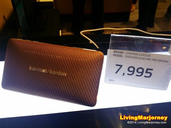 Harman's-New-Line-Speakers via www.LivingMarjorney.com