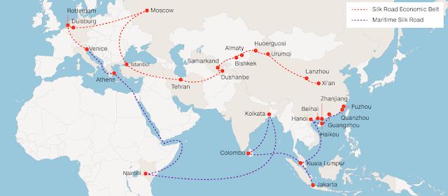 Çin'in Dış Politikasında İnşacı Manevra: Kuşak ve Yol Girişimi