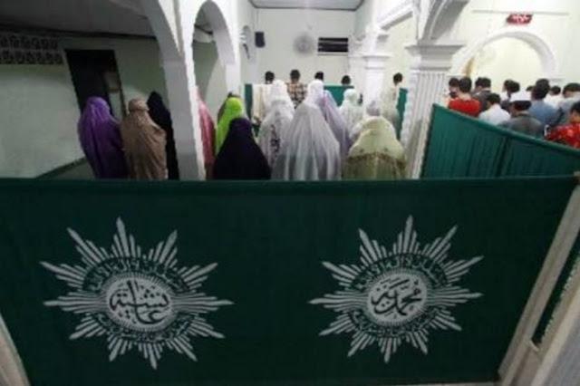 Daripada Berdiri Muhammadiyah Lebih Baik Kristen Berkembang