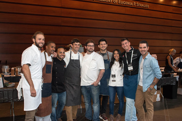 2015 Forbes Under 30 Summit Food Festival - Chefs
