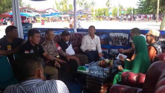 Saber Pungli Pariaman Sita 9 Blok Tiket ke Pulau Tanpa Retribusi