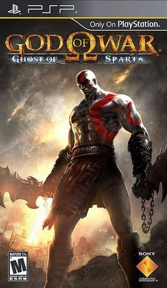 Download God of War: Ghost Of Sparta [ISO+CSO] Rom For [PSP+