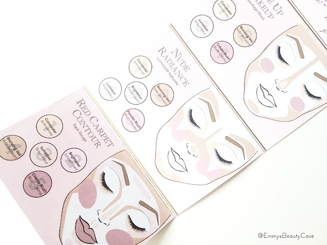 Too Faced No Makeup Makeup Face Palette Review