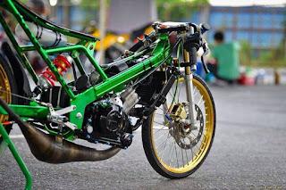gambar motor drag tahun ini