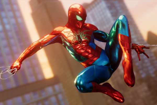 Spider-Man PS4 Costume