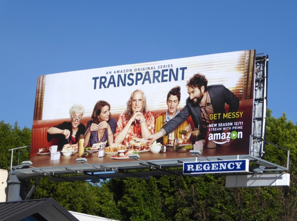 Transparent season 2 billboard