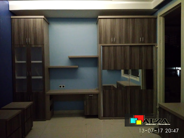 Jasa interior kamar minimalis modern sidoarjo surabaya