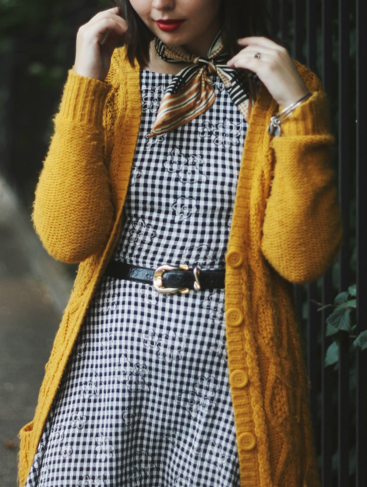 Mustard Yellow Cardigan. | Someone Like You