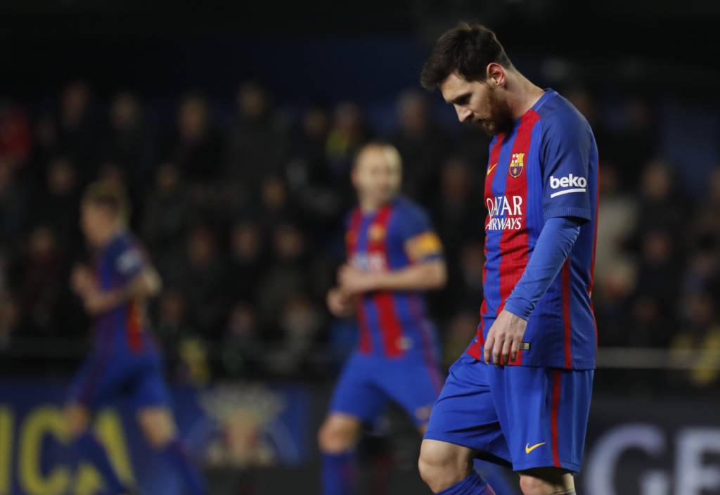 Renovação de Lionel Messi com o Barcelona vem se arrastando desde 2016 (Foto: Jose Jordan/AFP)