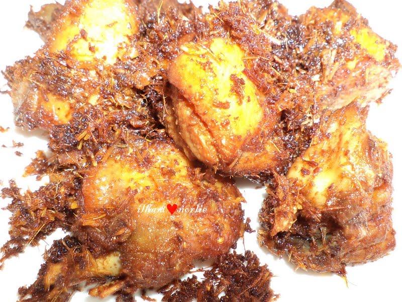 resepi ayam masak lemak ketumbar jalan kutai Resepi Ayam Masak Lemak Ketumbar Jintan Enak dan Mudah