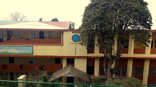 Boys Hostel, HMI