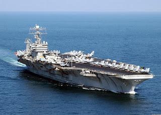 Иран изгони американски самолетоносач и от Оманския залив след Персийския.