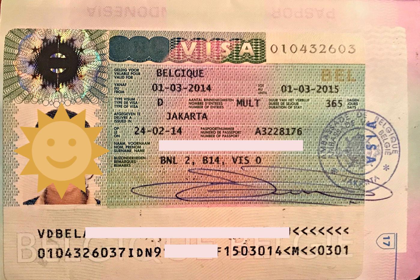 Visa Dan Izin Tinggal Residence Permit Apa Bedanya