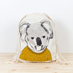 Koala Backpack Tote