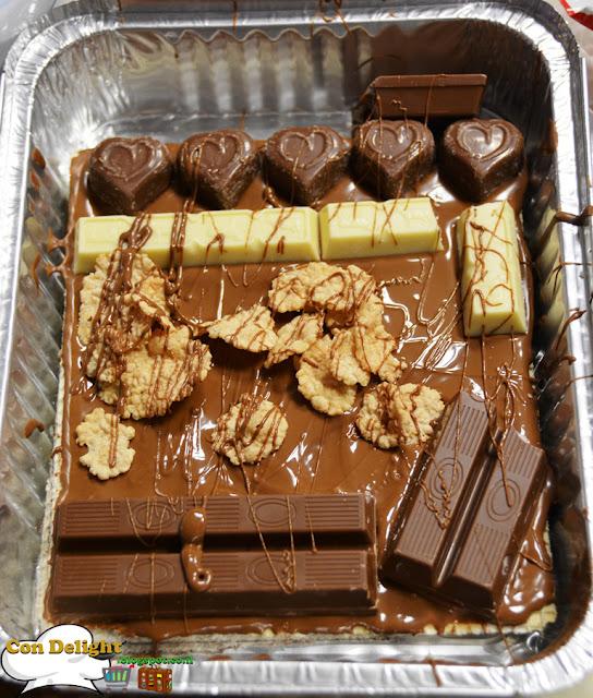 my chocolate creation יצירת השוקולד שלי