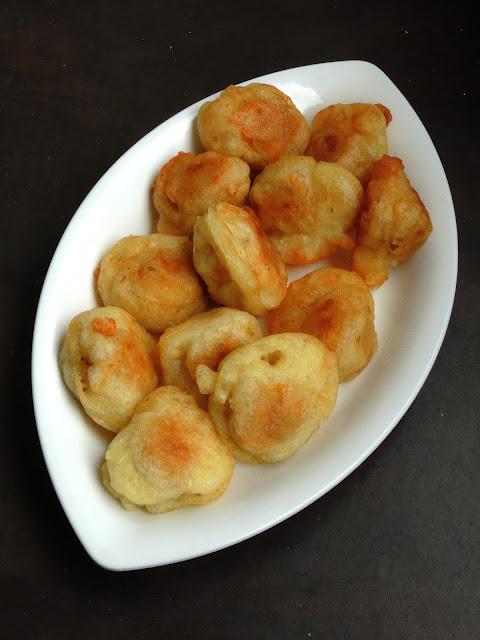 Channadal Dumplings, Channa puri