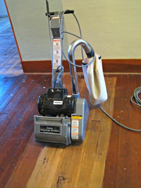 HomeBuyersYEG, Restoring Hardwood Floors