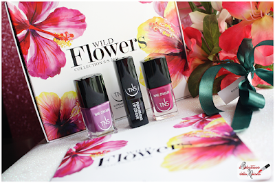 WILD FLOWERS collection Tns Cosmetics