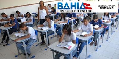 Resultado de imagem para Concurso para professor da rede estadual da Bahia
