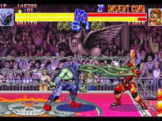 Ring of Destruction: Slam Master 2+descargar gratis+arcade+game+videojuego