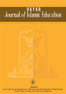 DAYAH: Journal of Islamic Education