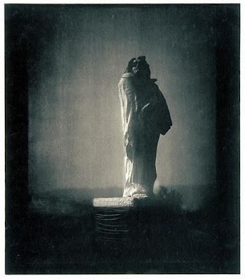 Edward Steichen - Balzac de Rodin,1908.