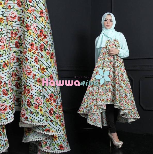 Kumpulan Model Baju Batik Kantor Rancangan Ivan Gunawan Terbaru 2019