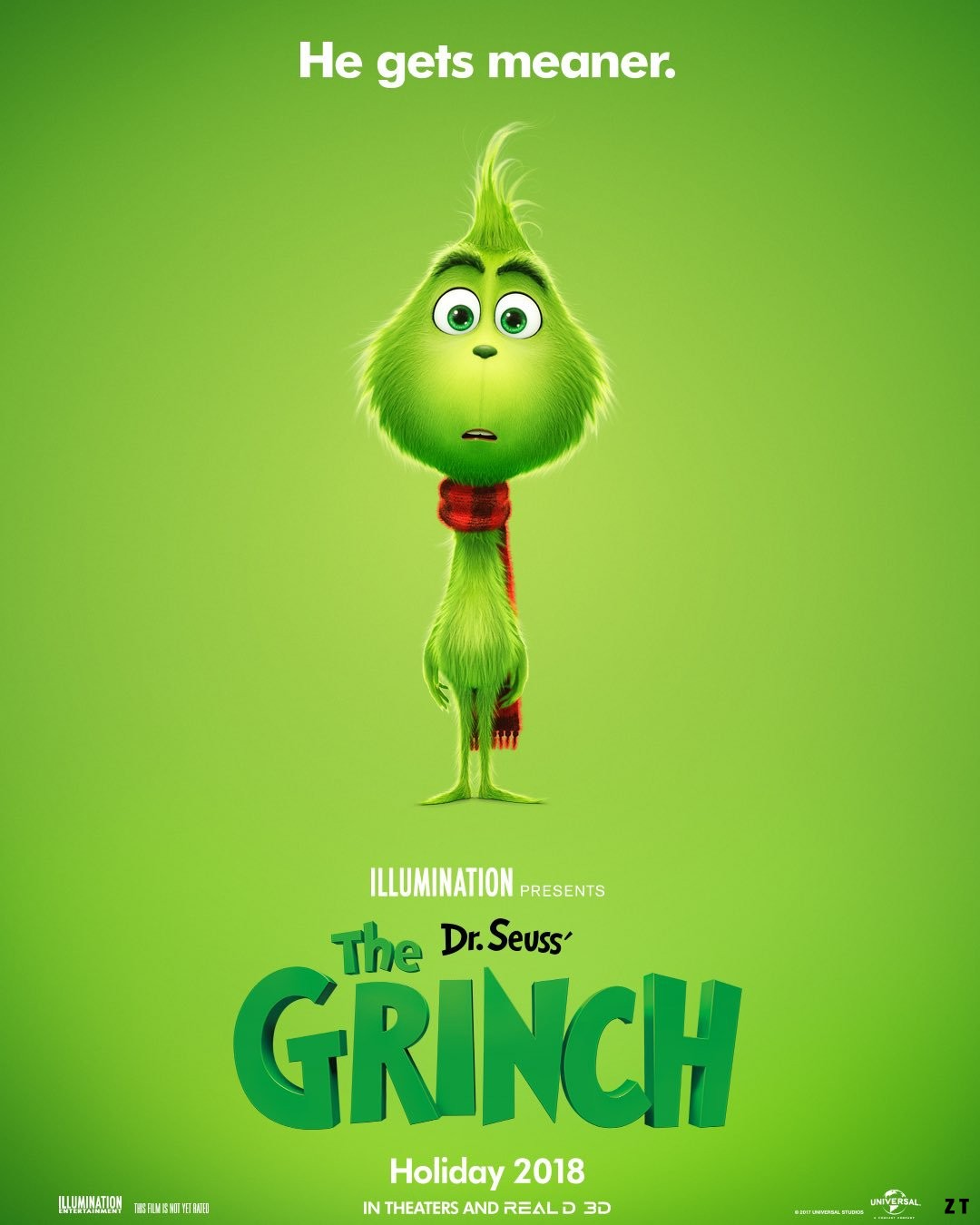 Le Grinch [HDRip] [Streaming] [Telecharger]