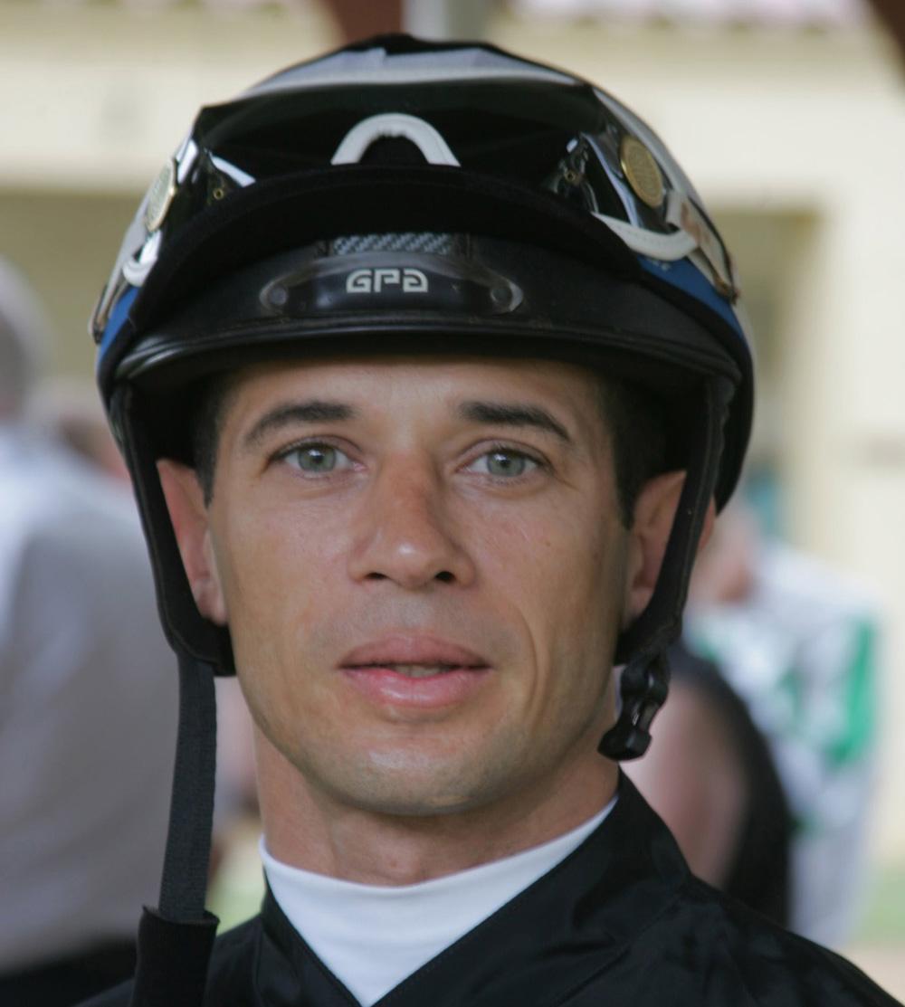 Anthony Delpech - jockey