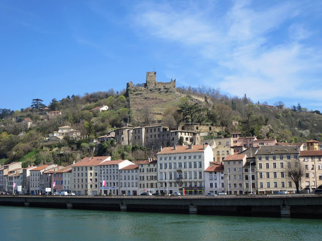 Lyon to Vienne day trip: Pipet Fortress