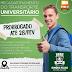 SIMÕES FILHO: Prazo para recadastramento universitário é prorrogado