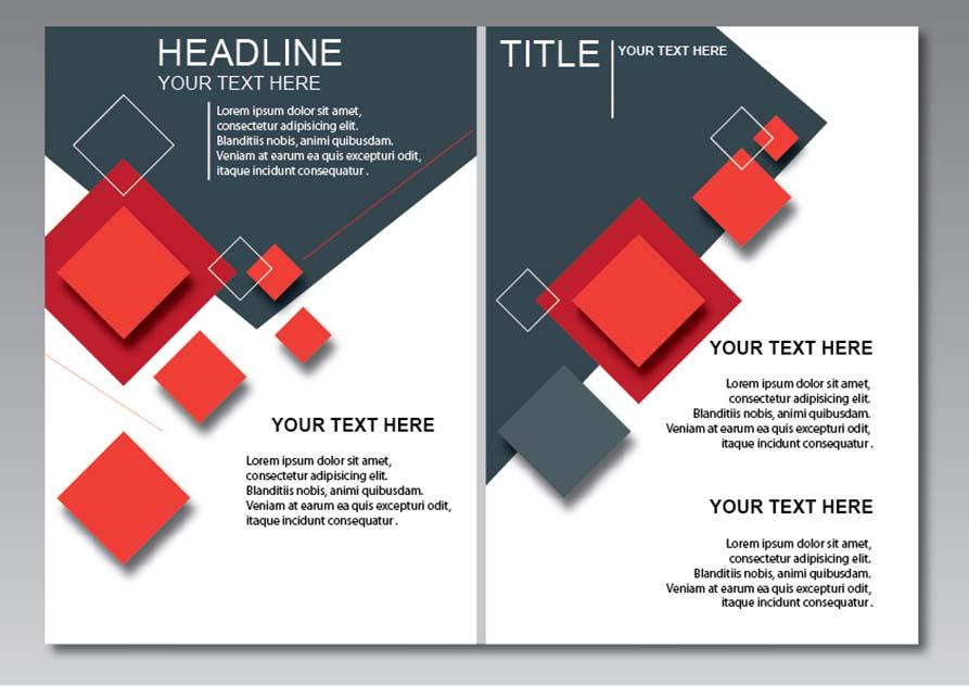 illustrator cc tutorial brochure design 2017 create simple half fold brochure design