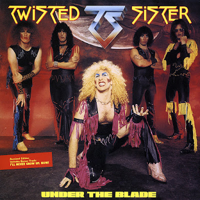 Twisted Sister... in the beginning