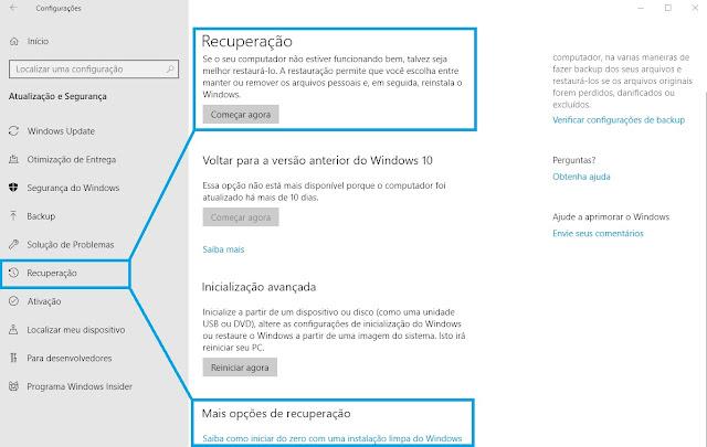 windows-10-recuperacao-sistema-fresh-start