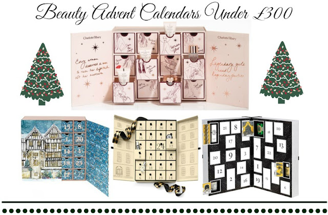 Beauty Advent Calendars Under £300