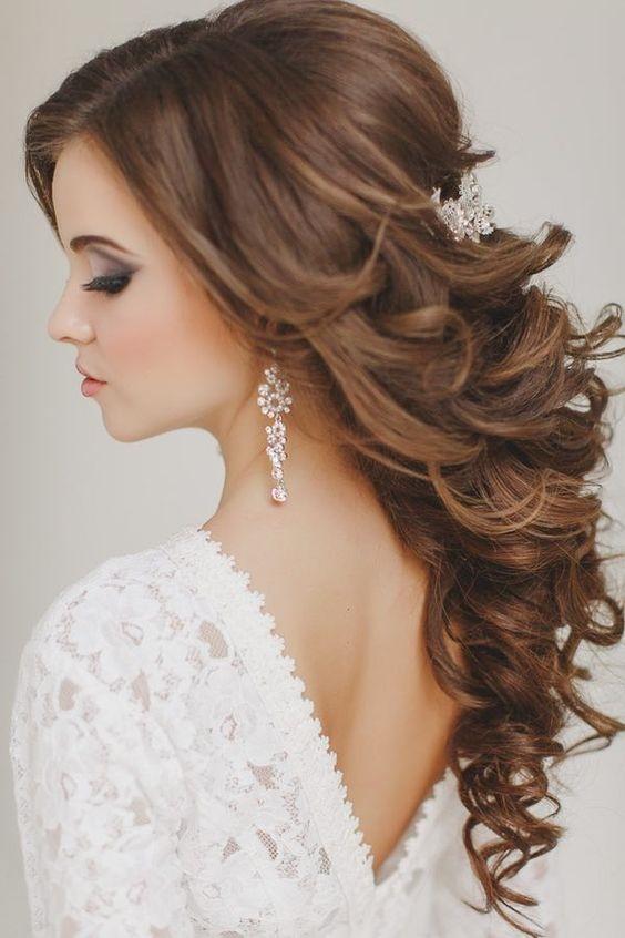 Die Schönsten Braut Haar Models Beste Frisuren Wedding Deco