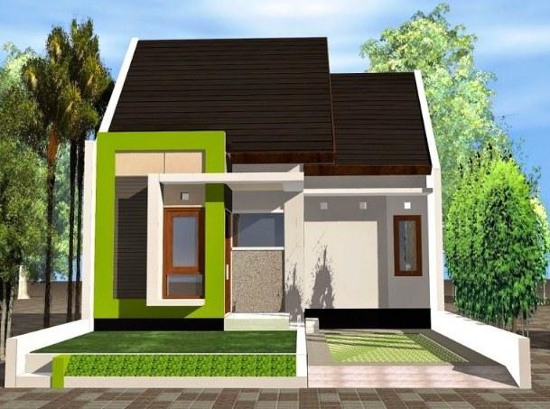 Desain Rumah Kecil Cantik Minimalis Nyaman
