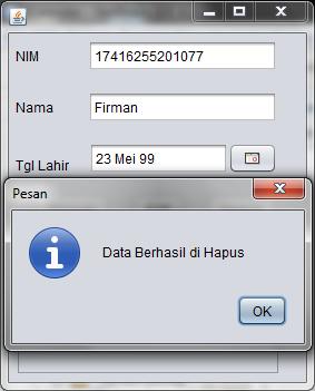 Menampilkan Data Dari Database Ke Jtable Netbeans : menampilkan, database, jtable, netbeans, Menampilkan, Tabel, Database, NetBeans