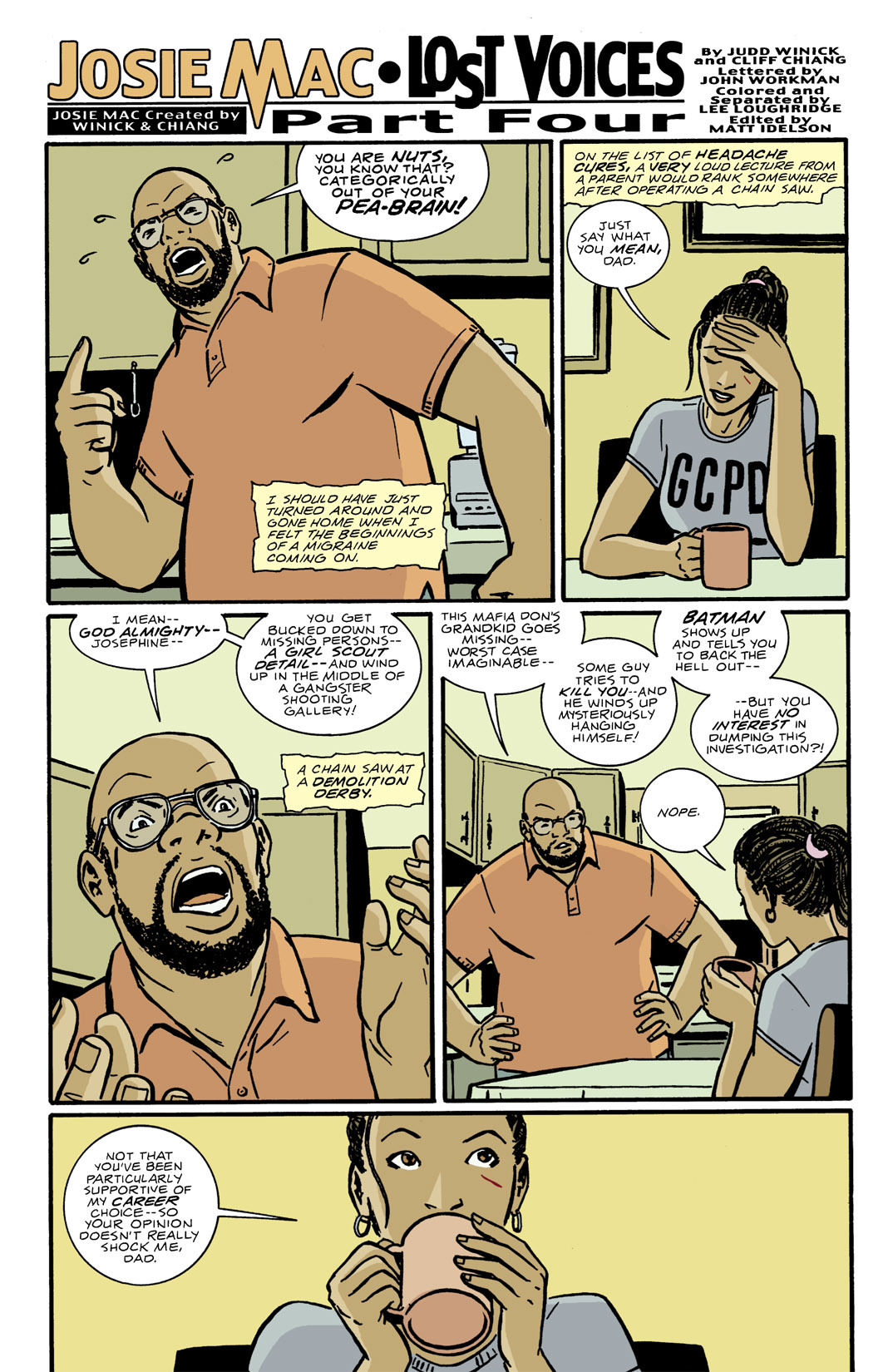 Detective Comics (1937) 766 Page 21