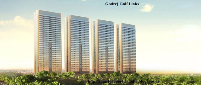 Godrej Golf Links Apartment