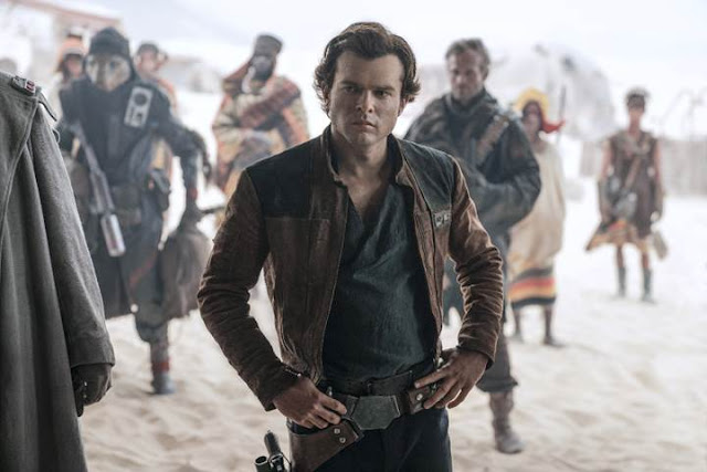 Han Solo: Still from the movie and review