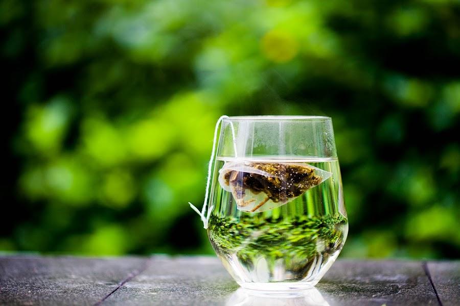 Cuida tu piel con té verde