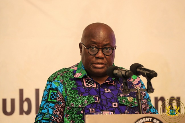 President Akufo-Addo Attends Conference On G-20 Compact With Africa; 18th OECD Forum On Africa