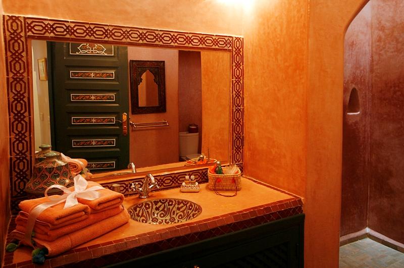 Stunning Salle De Bain Style Oriental Ideas - Awesome Interior Home ...