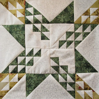 Twinkle Star quilt block pattern tutorial